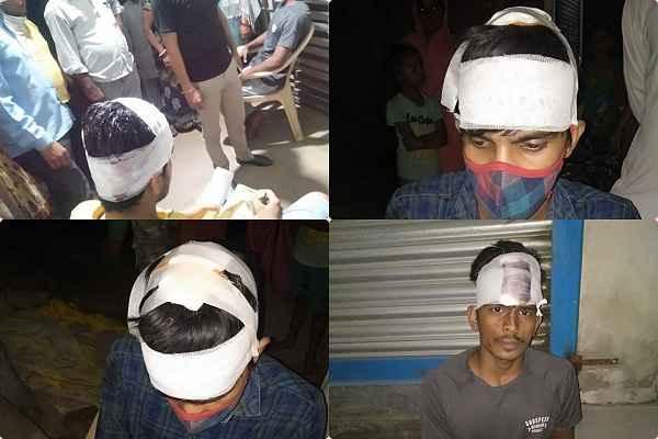 faridabad-nangla-enclave-part-1-gunde-attack-on-local-residents