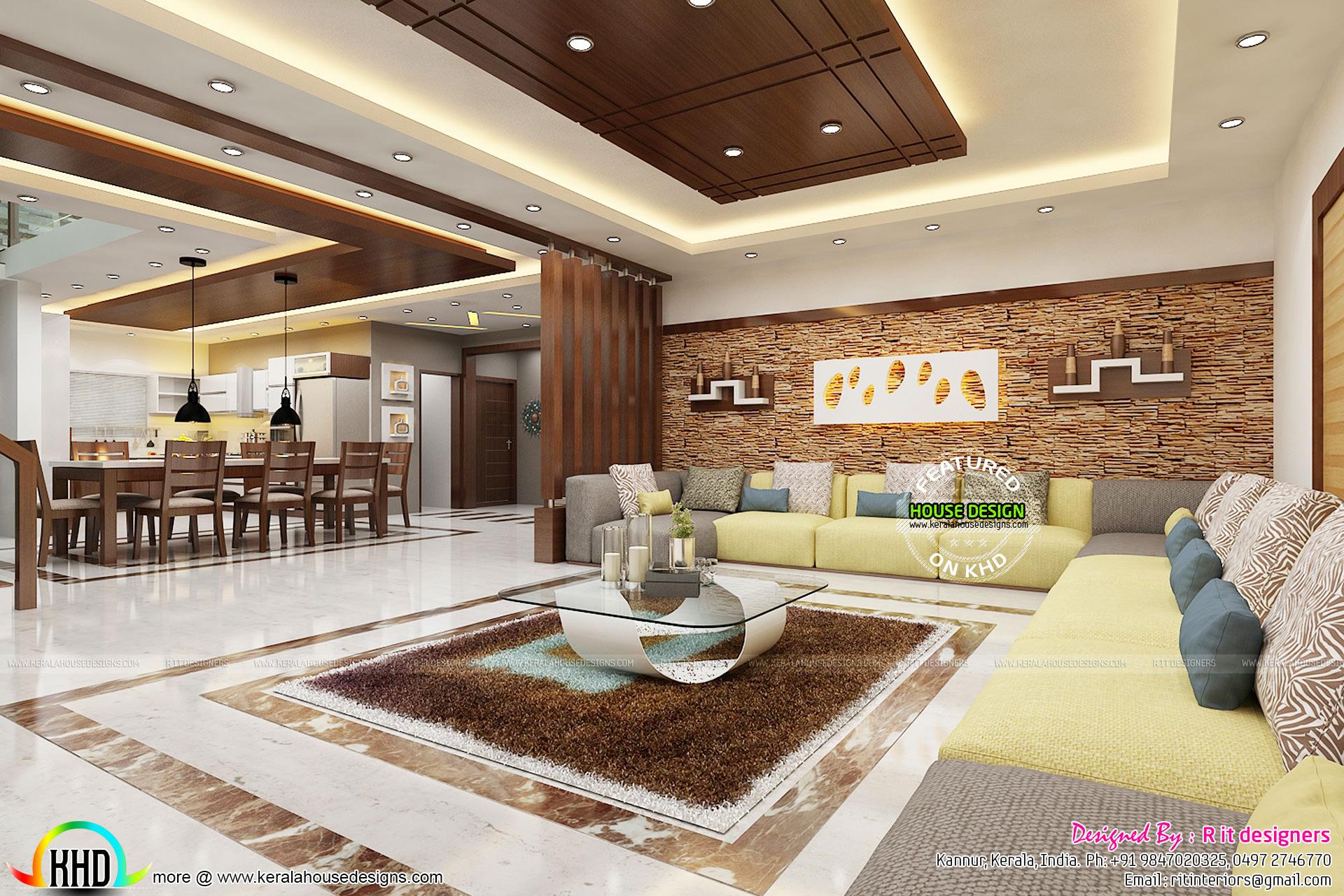 Living Room Ideas Kerala Jihanshanum