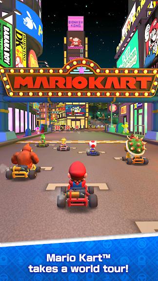 Mario Kart Tour Apk v1.0.2