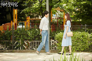 ulasan drama korea about time