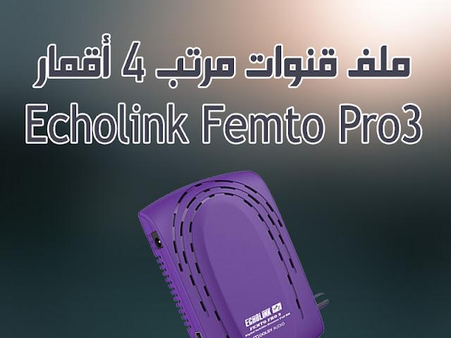 Echolink Femto Pro3