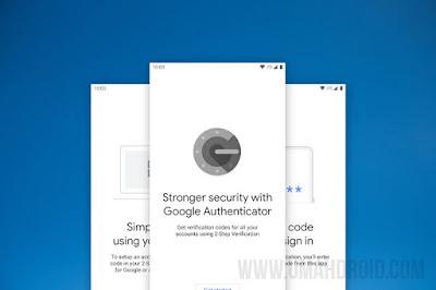 Transfer Akun Google Authenticator