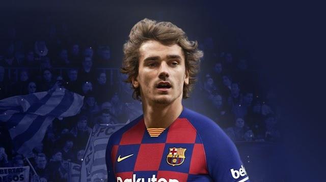 ¡Con polémica!😳 El Barcelona anuncia a Griezmann como su nuevo futbolista🔥