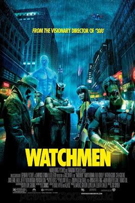 Sinopsis film Watchmen (2009)