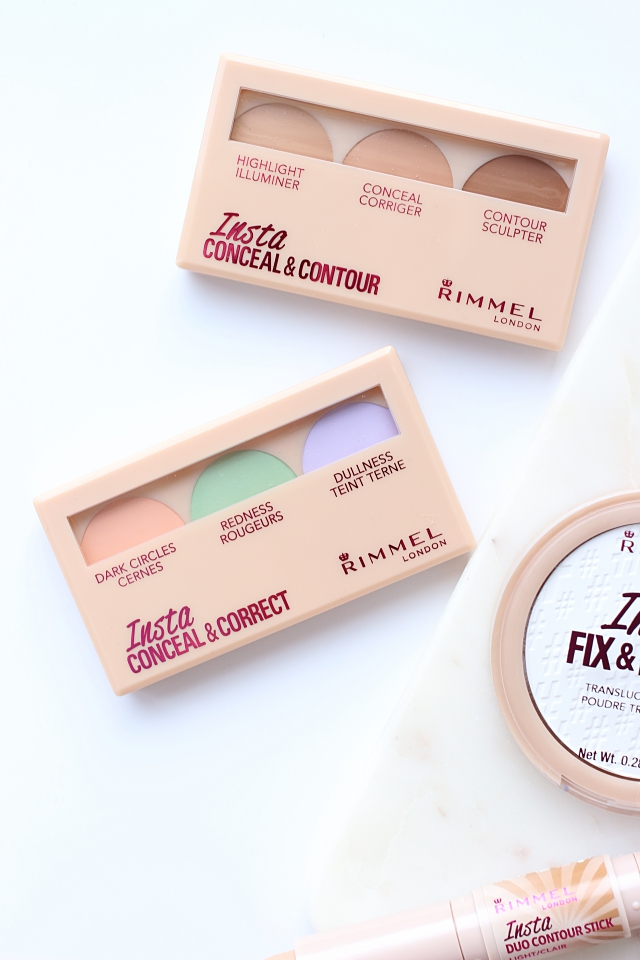 Rimmel Insta Picture Perfect Look