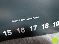 Tage: Laurent Pinsard 2016 - Triplets Posterkalender Naturkalender quer - 64 x 48 cm