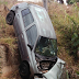 Chuva causa acidente na Vicinal Jaime Nori