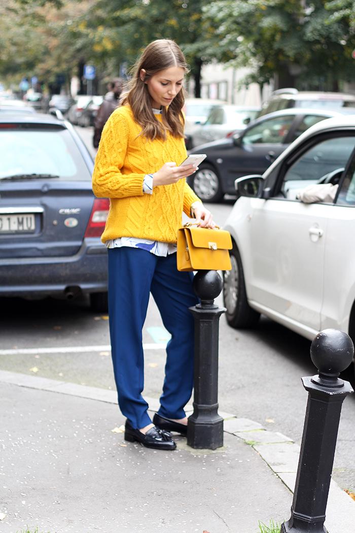 Workwear / Elle Serbia / November 2