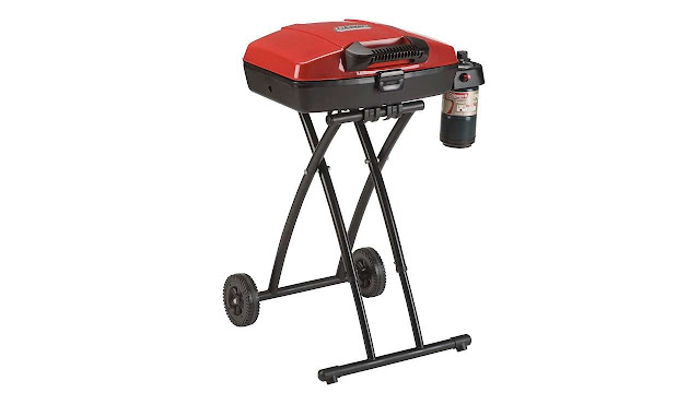 Coleman Portable Grill and Gas Grill