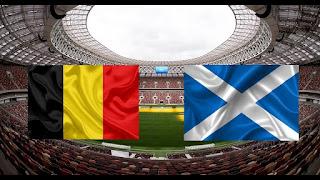 Шотландия – Бельгия смотреть онлайн бесплатно 9 сентября 2019 прямая трансляция в 21:45 МСК.