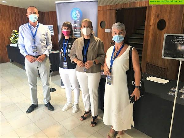 El Cabildo lidera la apuesta por el Astroturismo en la primera Conferencia Internacional Starlight celebrada en Portugal