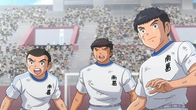 جميع حلقات انمى Captain Tsubasa 2018 مترجم أونلاين كامل تحميل و مشاهدة