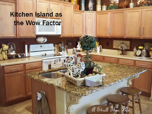 A Stroll Thru Life: You Asked About My Kitchen