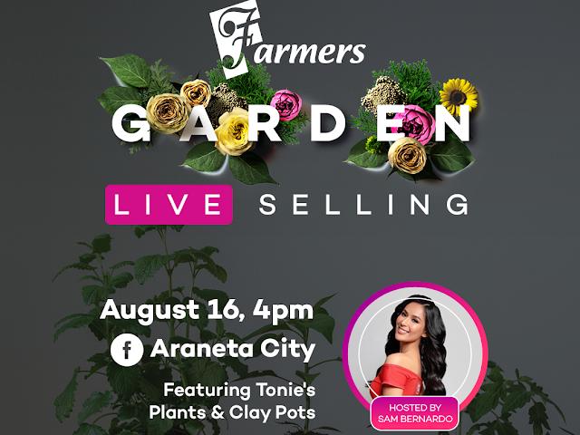 Farmers Garden live selling