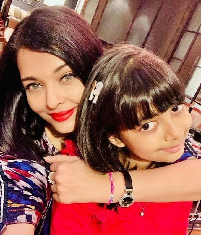 Aishwarya Rai and daughter Aradhya admitted to Nanavati Hospital, mother-daughter is having trouble breathingAishwarya Rai and daughter Aradhya admitted to Nanavati Hospital, mother-daughter is having trouble breathing
