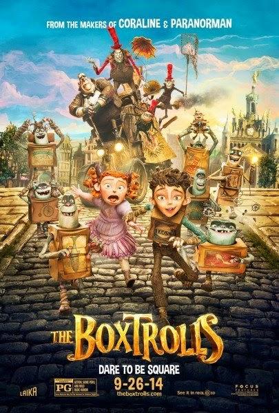 The Boxtrolls บ็อกซ์โทรลล์ นี่แหละ มอนสเตอร์ [HD][พากย์ไทย]