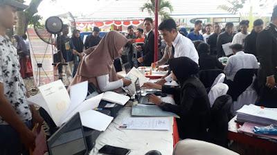 Pelayanan Terpadu di Pendopo Pringsewu Layani Ratusan Masyarakat