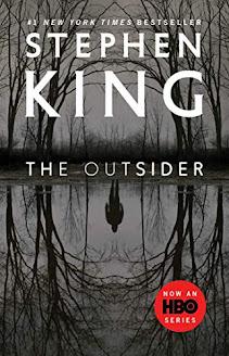 The Outsider - Stephen King - Book Horror