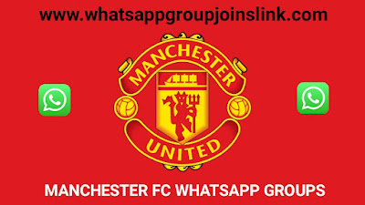 Join Manchester United FC Whatsapp Group Links 2019 | Manchester United FC Whatsapp Group Joins Link
