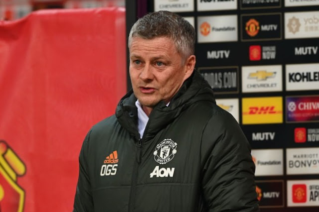 Key Man United star set to miss rest of Premier League season with injury, Ole confirms