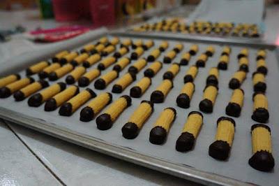 batang coklat