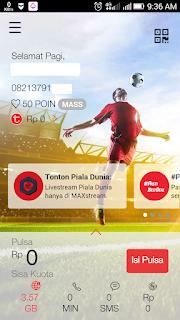 aplikasi resmi MyTelkomsel