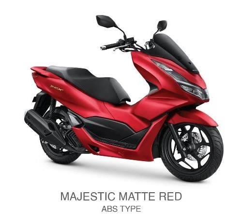 PCX Lokal 150 - Merah Putih Hitam Gold 2020 Sejahtera Mulia Cirebon