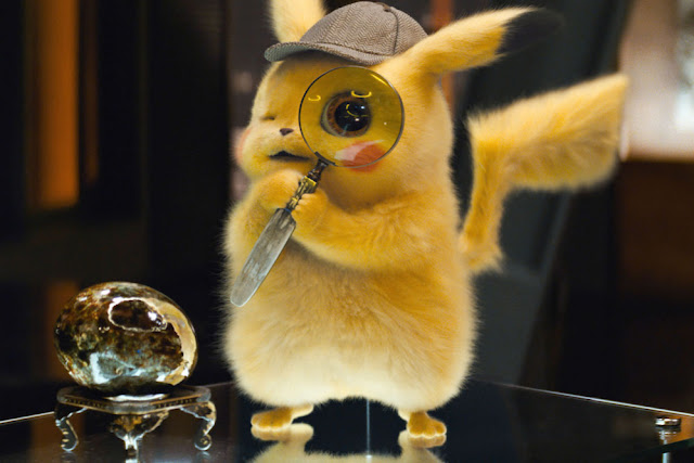 Pokemon: Detective Pikachu Film