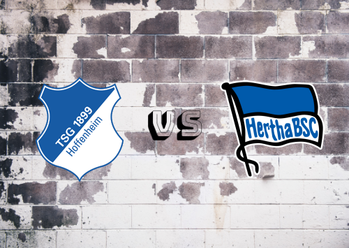Hoffenheim vs Hertha BSC  Resumen