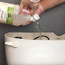 He Pours White Vinegar Inside His Toilet Tank. When He Flushes? This Is Brilliant!