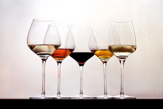 Your wine preference indicates your personality