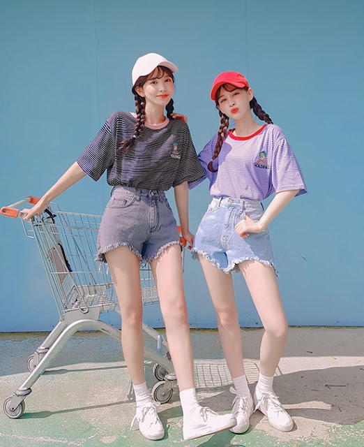 Korean Twin Fashion 091019