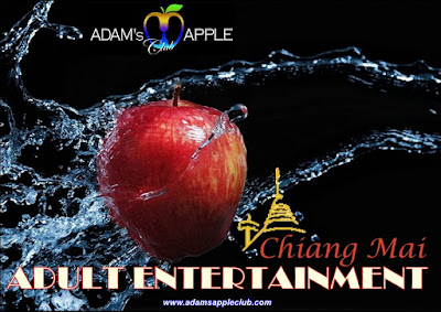 Adult Entertainment in Chiang Mai Adams Apple Club Thailand most well-reputed Gay Bar