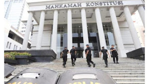 Sengketa Pilkada Bupati Dan Wakil Bupati Masih Bergulir Di Mahkamah Konstitusi