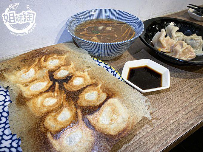 鳳山大東旁的古早味道,跟著現煎餃子回到小時候,酥脆煎皮讓人欲罷不能-餃時候