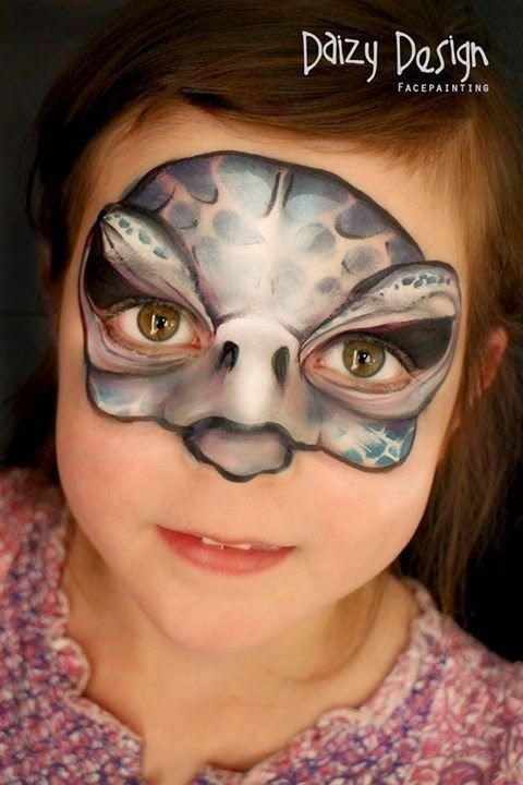 08-Christy Lewis Daizy-Face Painting - Alternate Personalities-www-designstack-co