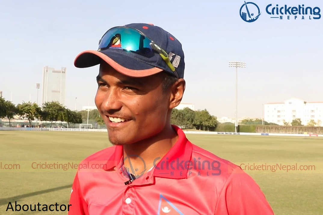 Rohit Paudel Handsome Photo