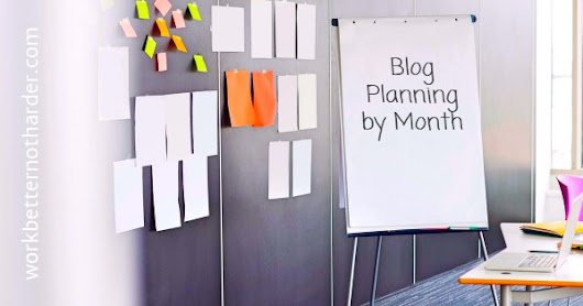 Long Term Planning for Your Small Business Blog