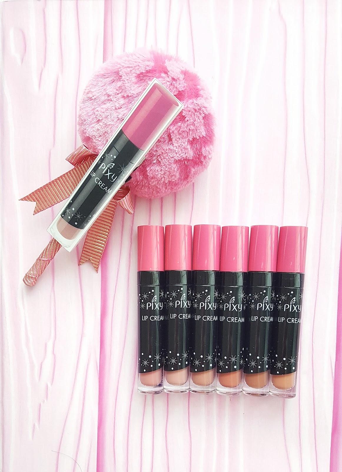 Promo Pixy Lip Cream Termurah 2018 Cooler Bag Baymax Sj0038 Pink Panther Launching Nude Colours Edition 2017 Ternyata Baru Aja Lohh Ngeluncurin Dengan