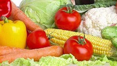 Mengonsumsi Sayur, makanan bersayur, menambah sayur