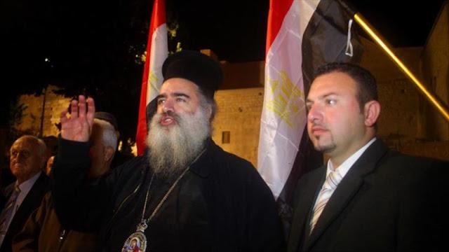 Cristianos palestinos denuncian decisión de EEUU sobre Al-Quds