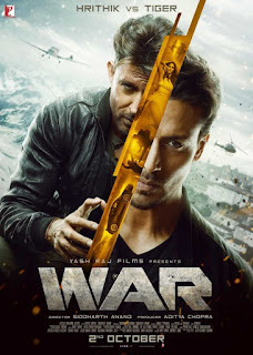 War 2019 Download 720p BluRay