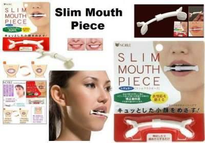 Slim Mouth Piece (Pelangsing Mulut)