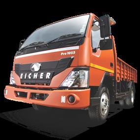 eicher truck manufacturing