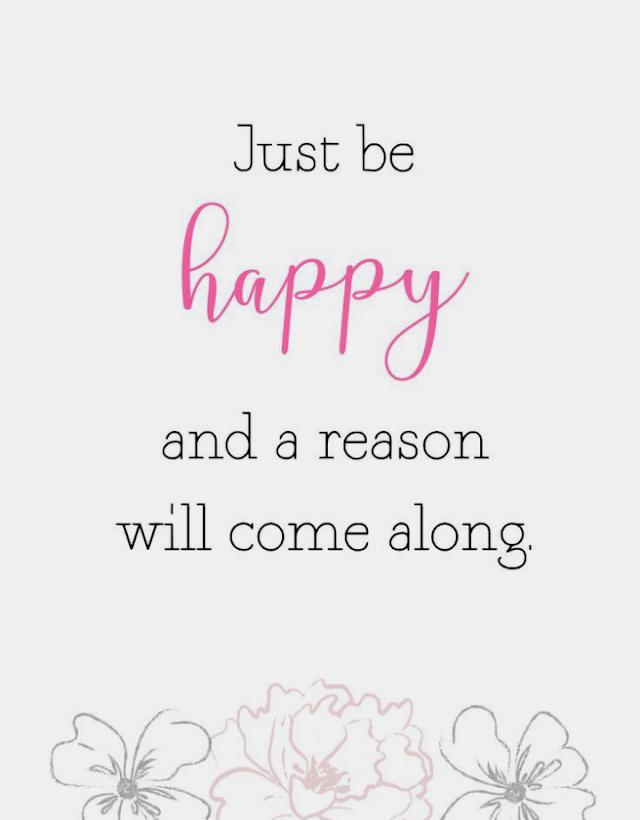 क्योंकि खुश रहना है जरूरी...