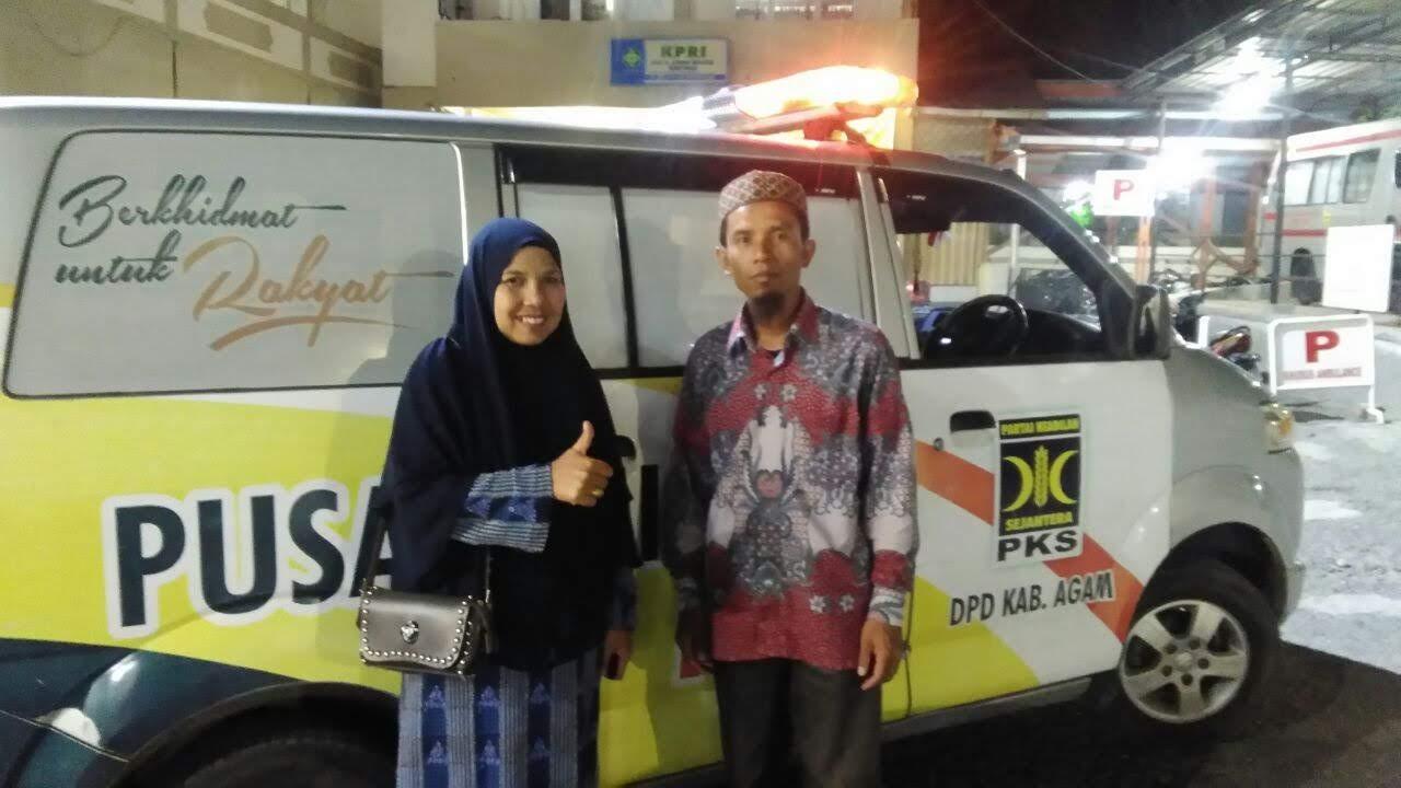 Sopir Ambulans Itu Ternyata Seorang Wakil Rakyat, Dia Bukan Arteria