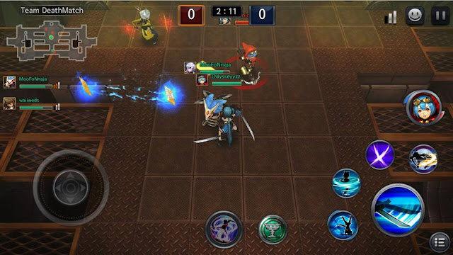 Arena Masters CBT Apk For Android Latest Version Modded Terbaru