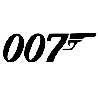 007 Logo as it appeared in GoldenEye (1995)
