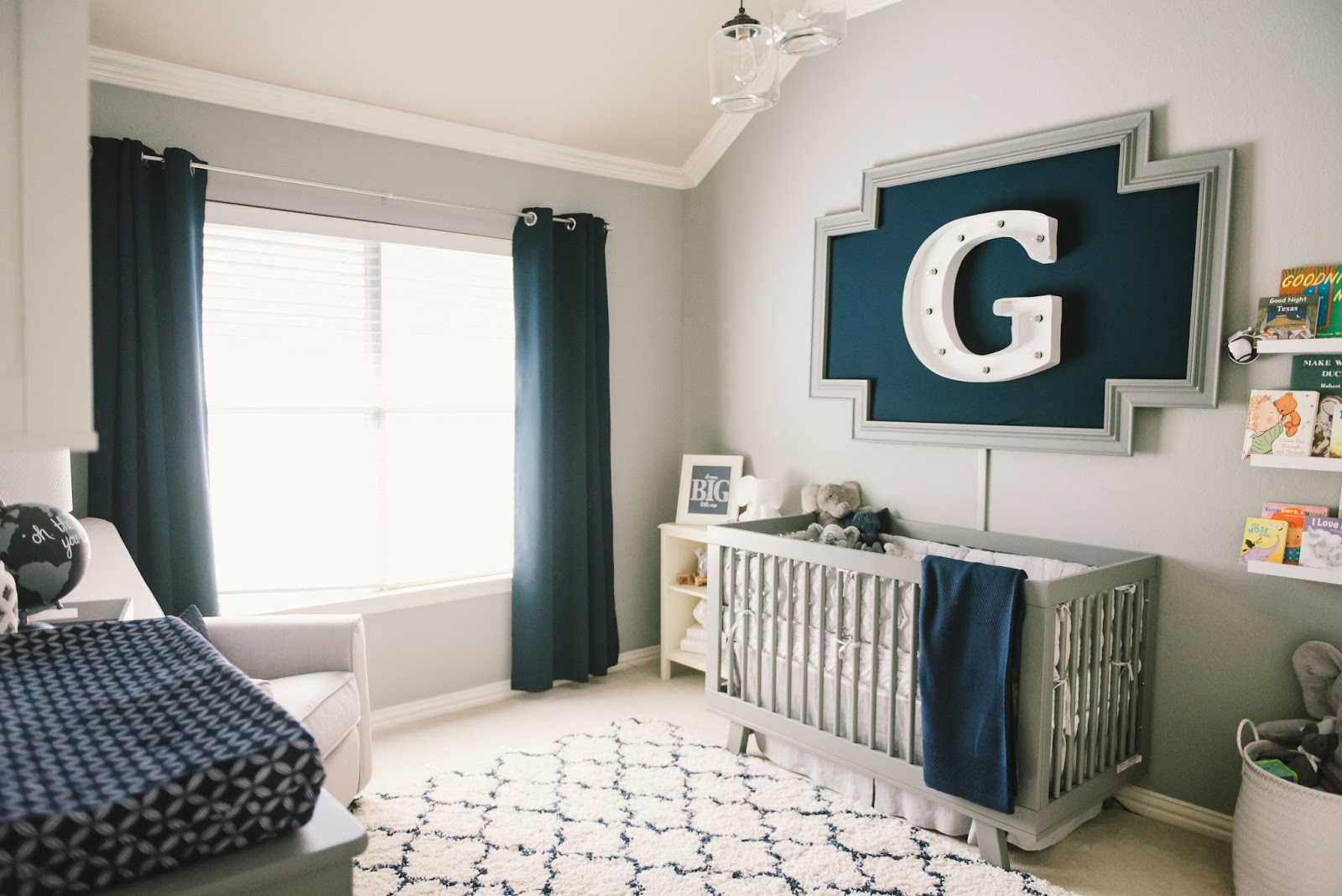 Amp Baby G Makes Three Grayson Daniel Nursery Tour