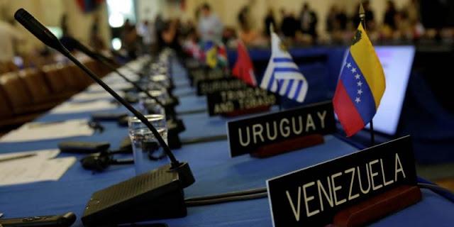 El TIAR, un tratado que sale del baúl de los recuerdos para afrontar la crisis en Venezuela